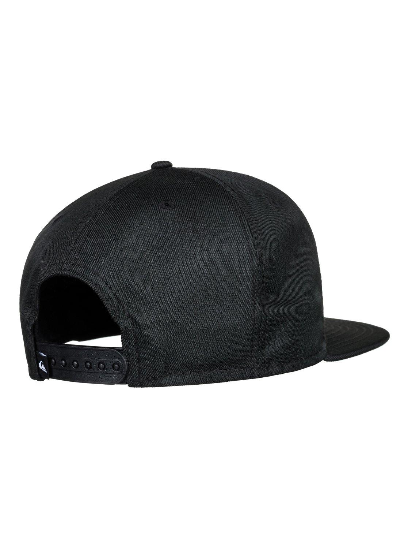 the best attitude 4e749 0fffb 2 Proper Life New Era Snapback Hat AQYHA04158 Quiksilver