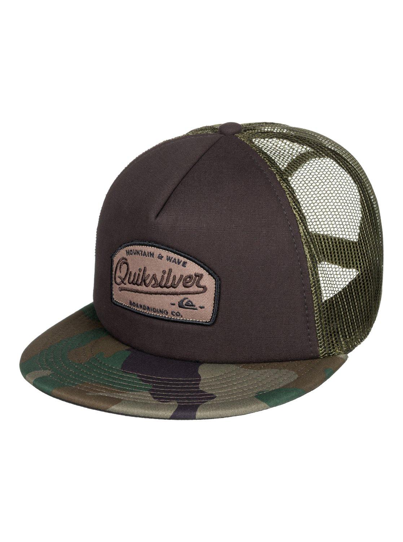 9b948b50e Past Checker Trucker Hat