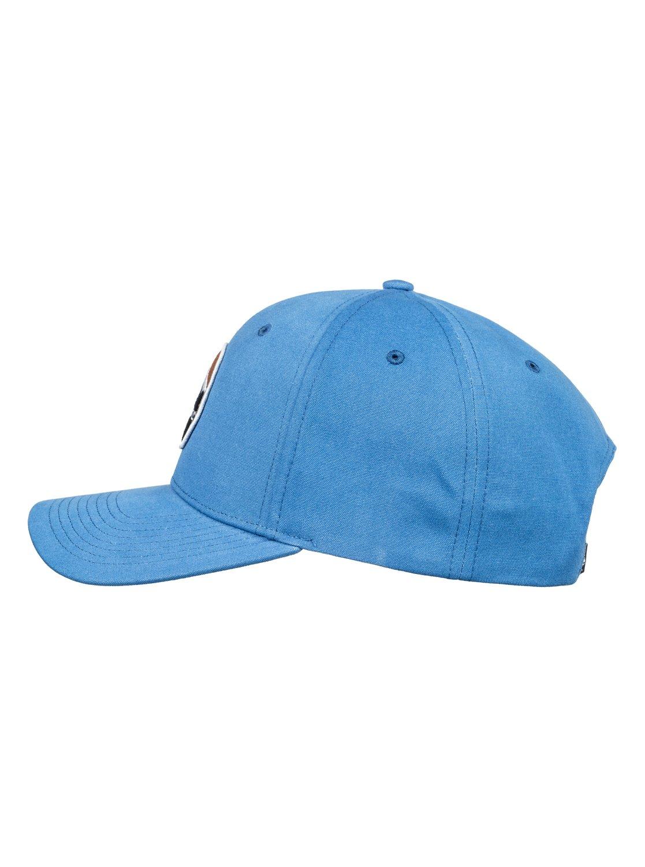 a1696e8c11d5c 1 Pork Belly Dad Hat Blue AQYHA04210 Quiksilver