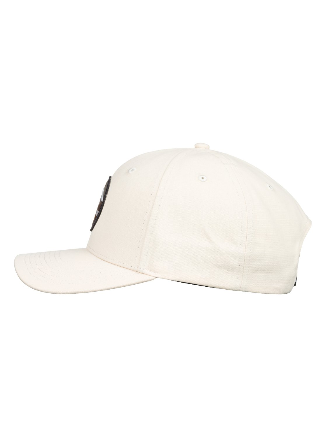a4d038ee20e70 1 Pork Belly Dad Hat White AQYHA04210 Quiksilver