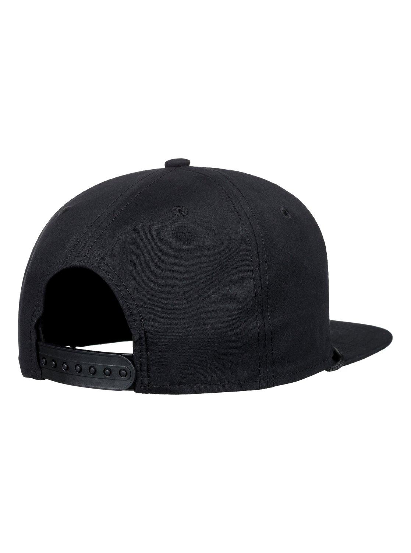 pretty nice 7343a c8c54 2 Pine Dropper Snapback Hat AQYHA04216 Quiksilver