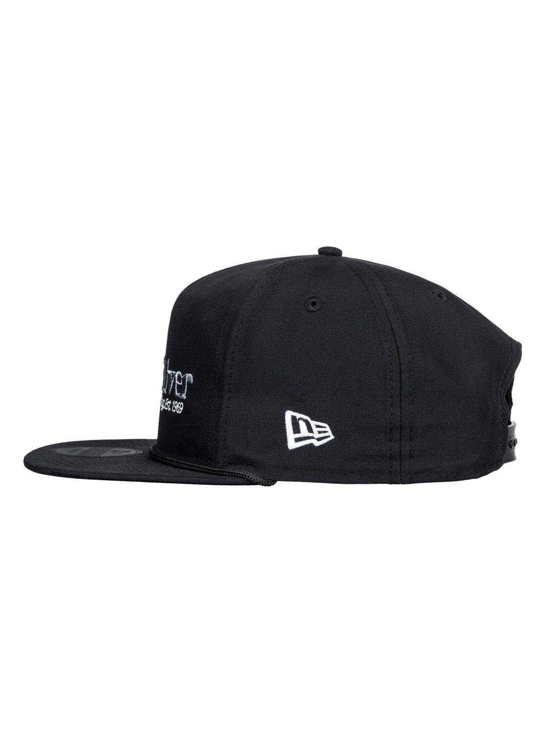 check out a80d0 54057 1 Pine Dropper Snapback Hat AQYHA04216 Quiksilver