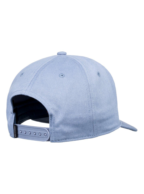 e5c43c1c56e2ab 2 Dorry - Snapback-Cap für Männer Blau AQYHA04323 Quiksilver