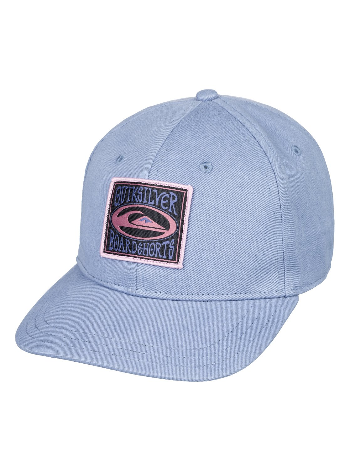 outlet store sale 754ad ef46f 0 Dorry Snapback Hat Blue AQYHA04323 Quiksilver