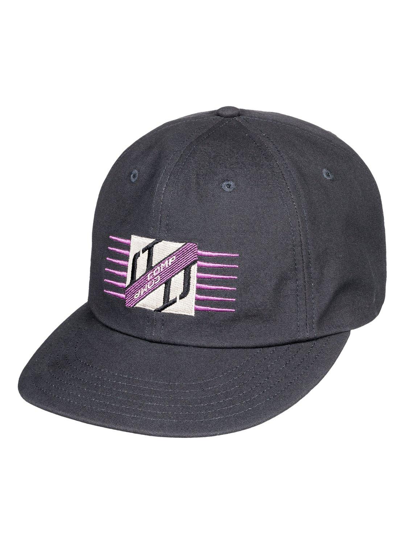 sports shoes 0df0d 868cb 0 Qualify Snapback Hat Black AQYHA04371 Quiksilver