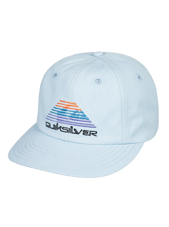a4167b1c2925f8 0 Comp Time - Snapback Cap for Men Blue AQYHA04372 Quiksilver