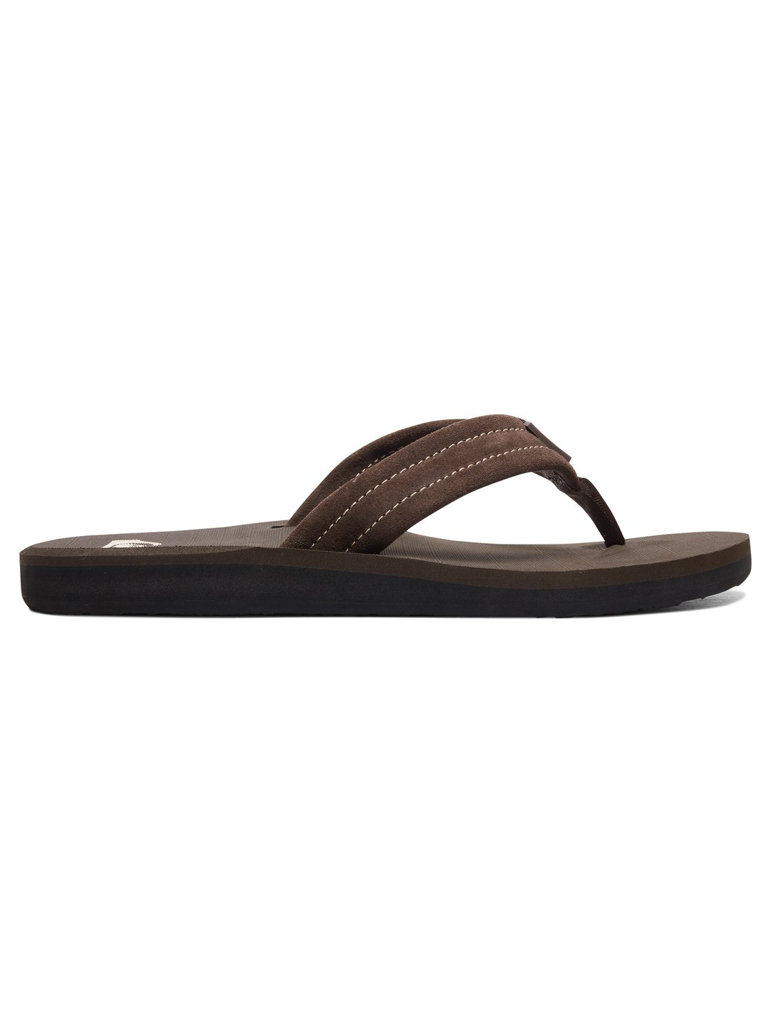 Carver Leather Sandals 888256777439 Quiksilver