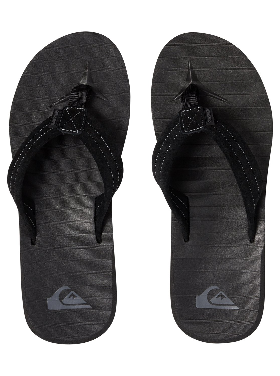 Carver Leather Sandals 888256779501 Quiksilver