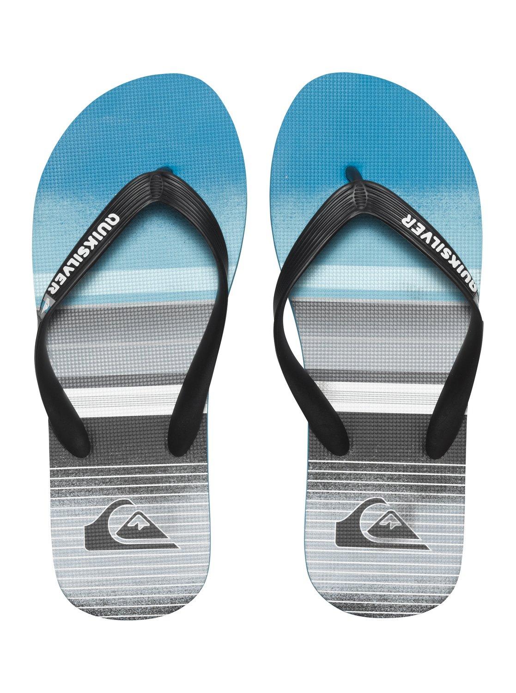 6e7a6c8a72 2 Molokai Stripe Flip-Flops AQYL100234 Quiksilver