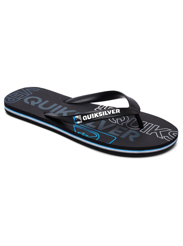 d680309a7745 0 Molokai Nitro - Flip-Flops for Men Black AQYL100562 Quiksilver