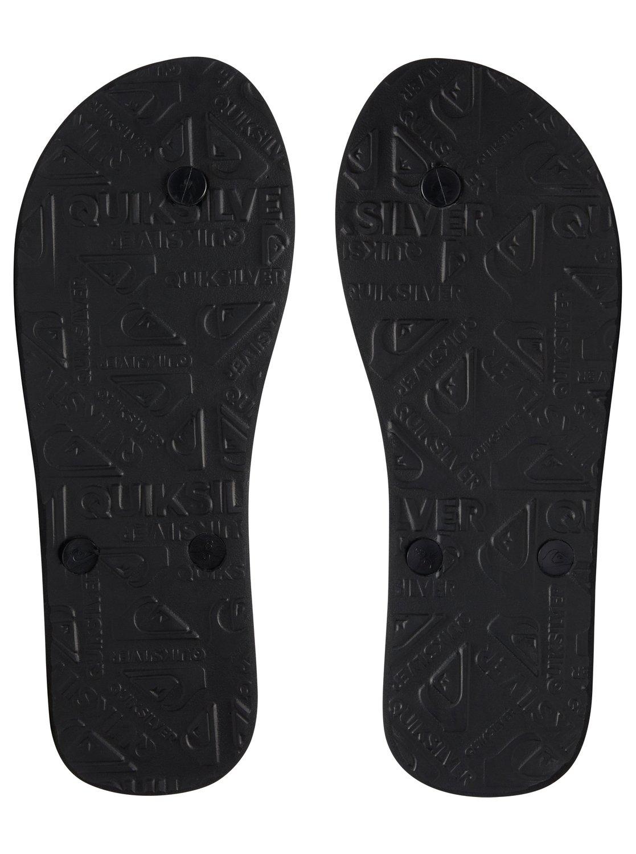 f2db2b382f7d 3 Molokai Highline Slab - Flip-Flops for Men Grey AQYL100568 Quiksilver