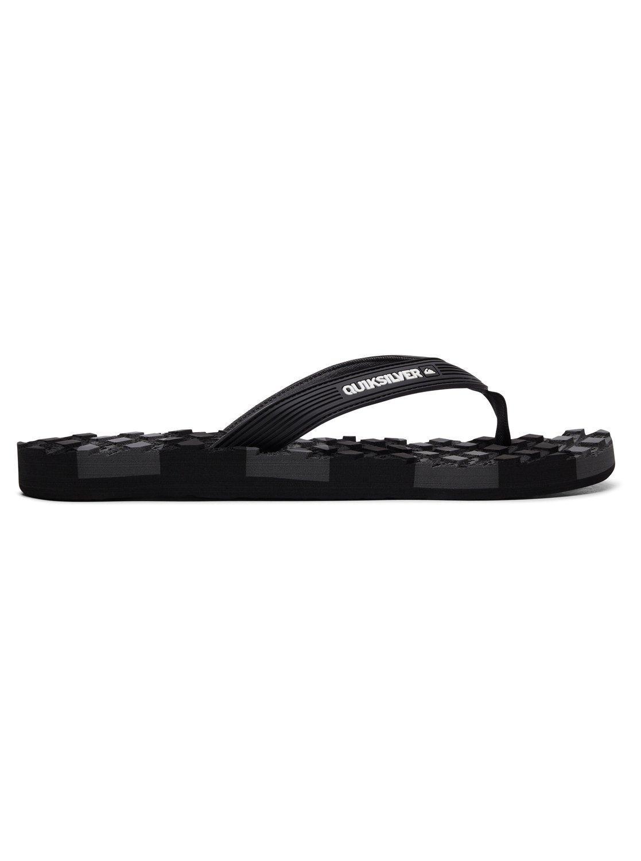 e212478d60dc 1 Massage - Sandals for Men Black AQYL100637 Quiksilver