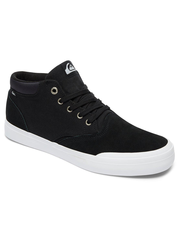 dc001d0932a7 0 Verant Mid-Top Shoes Black AQYS300065 Quiksilver