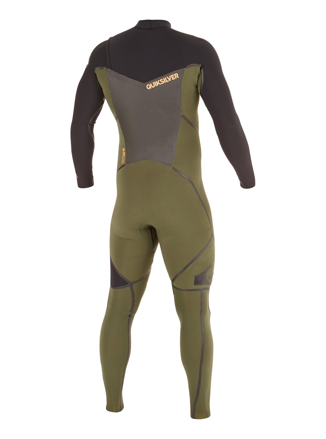 a2d6c80f75 1 Syncro LFS 3/2mm Chest Zip Wetsuit AQYW103035 Quiksilver