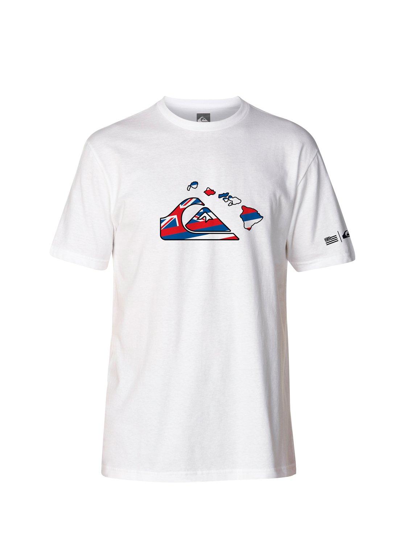 4d665336f554c7 0 State of Aloha T-Shirt AQYZT03173 Quiksilver