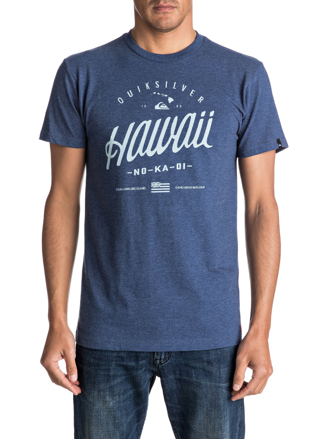 On The Rock - T-Shirt AQYZT04653 | Quiksilver