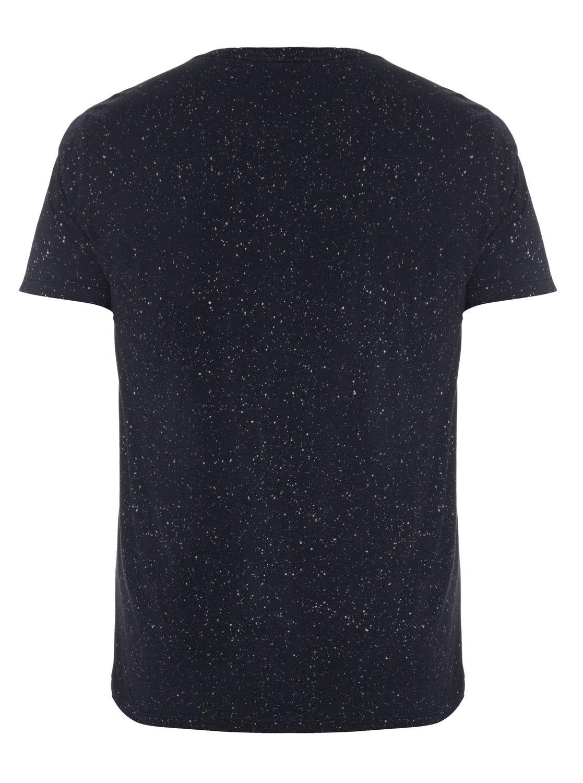 60477efb98 1 Camiseta Masculina Manga Curta Slim Fit Estampada Quiksilver. Preto  BR61142745 Quiksilver