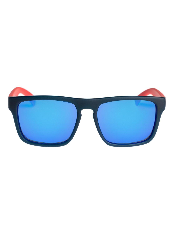 311b84391ad4 1 Small Fry - Sunglasses for Boys 8-16 Blue EKS4077 Quiksilver