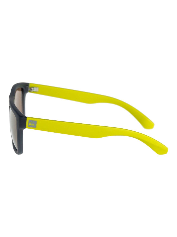 e173cefc6d10 3 Small Fry - Sunglasses for Boys 8-16 Grey EKS4077 Quiksilver