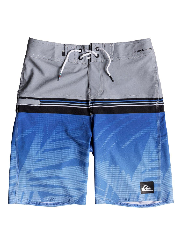 50c6b6c3a4 Boys Quiksilver Boys Highline Zen Division Boardshort Swim Trunk Board  Shorts