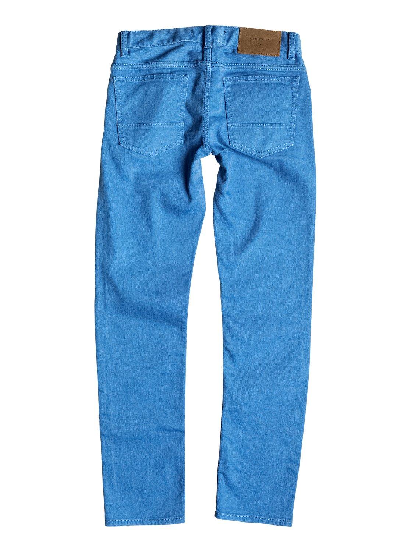 fe309bc39d7 2 Distorsion Colors - Slim Fit Jeans EQBDP03098 Quiksilver