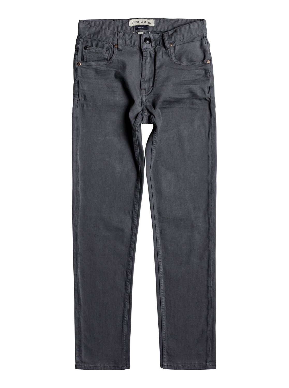 3f379587f86 0 Boy s 8-16 Distorsion Colors Slim Fit Jeans EQBDP03137 Quiksilver