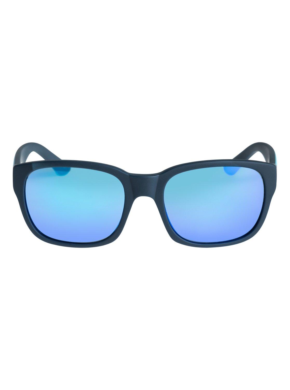 72bfc3b0292e7 1 Salty - Lunettes de soleil pour garçon 3-7 ans Bleu EQBEY03000 Quiksilver