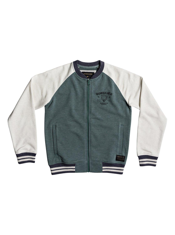 25a61f4a5 Janapaz Zip - Sweat Bomber Jacket for Boys 8-16