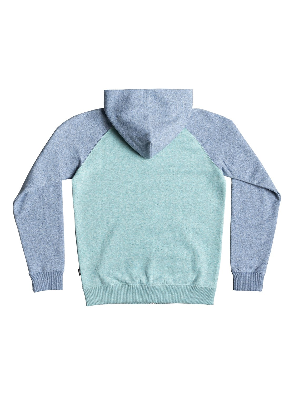 Quiksilver-Everyday-Sweat-a-capuche-zippe-pour-Garcon-8-16-ans-EQBFT03472 miniature 4