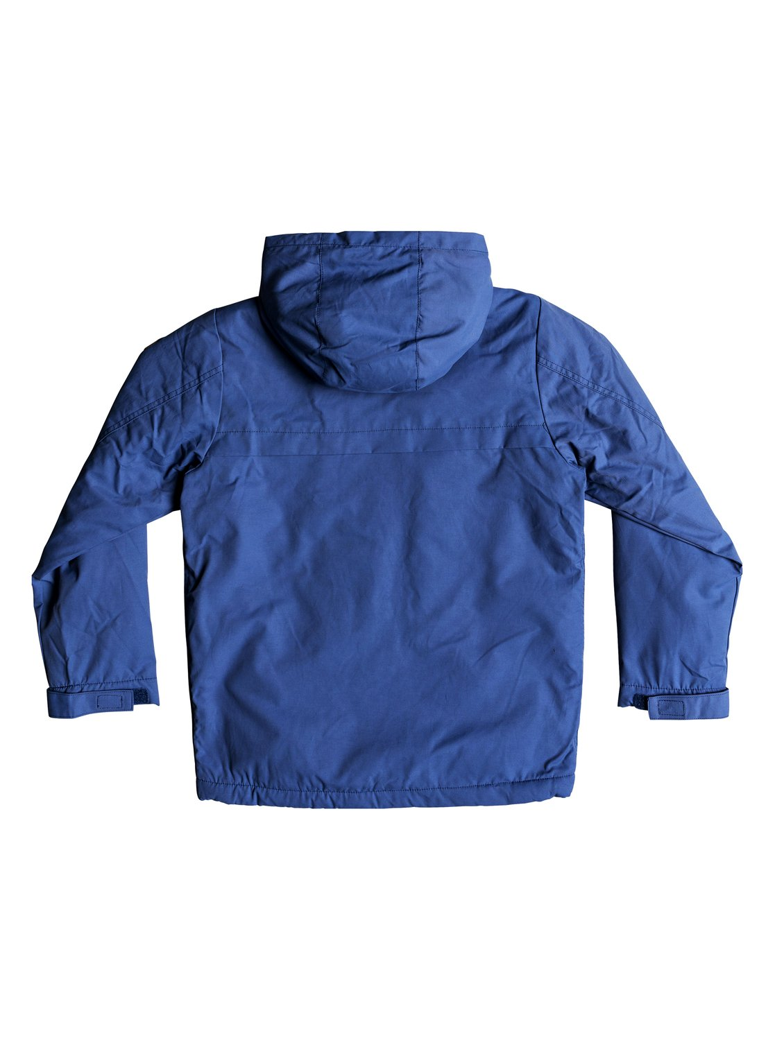 14f5f0835d776 2 Wanna - Water-Resistant Hooded Parka for Boys 8-16 Blue EQBJK03158  Quiksilver