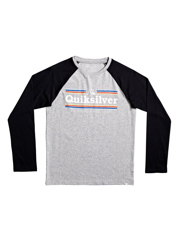 624c378e92db7 Get Buzzy - T-shirt manches longues pour Garçon 8-16 ans EQBZT04041 ...