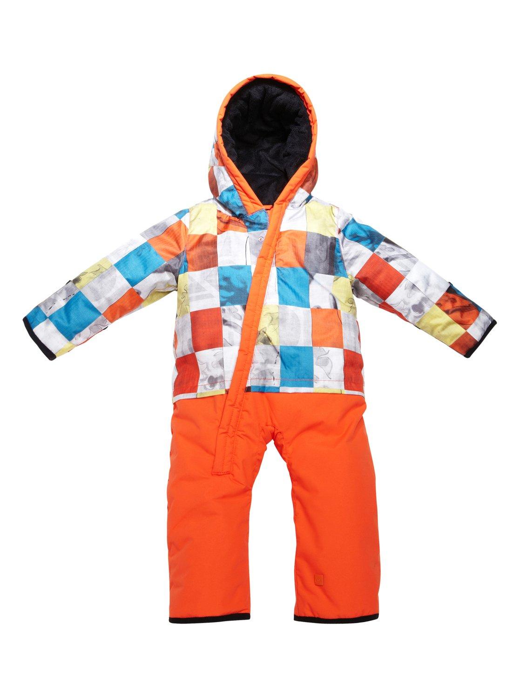 be687179e 0 Little Rookie Baby Suit EQIJK00005 Quiksilver
