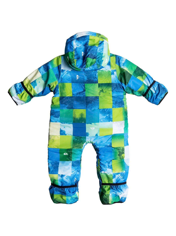 95c3f9a76 2 Baby Little Rookie Snow Suit EQITS03002 Quiksilver
