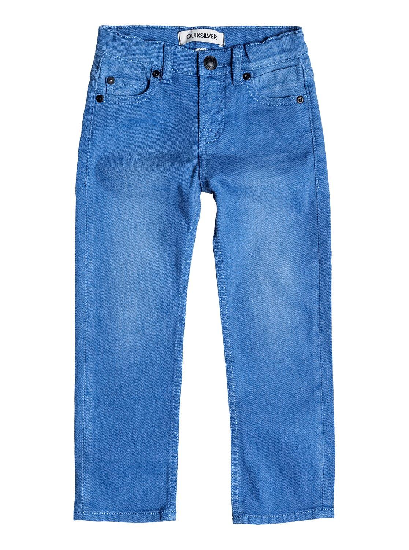 23140ea7334 0 Distorsion Colors - Slim Fit Jeans EQKDP03041 Quiksilver