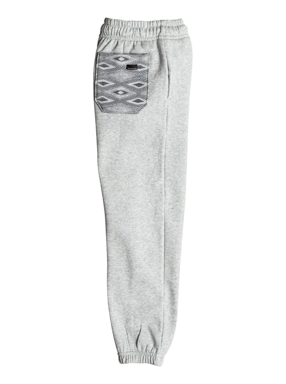 decf7b930 1 Everyday - Pantalones De Chandal Gris EQKFB03031 Quiksilver