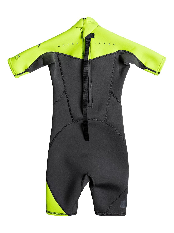 9ad0f971c2e5c 2 2mm Syncro Series - Short Sleeve Back Zip FLT Springsuit for Boys ...