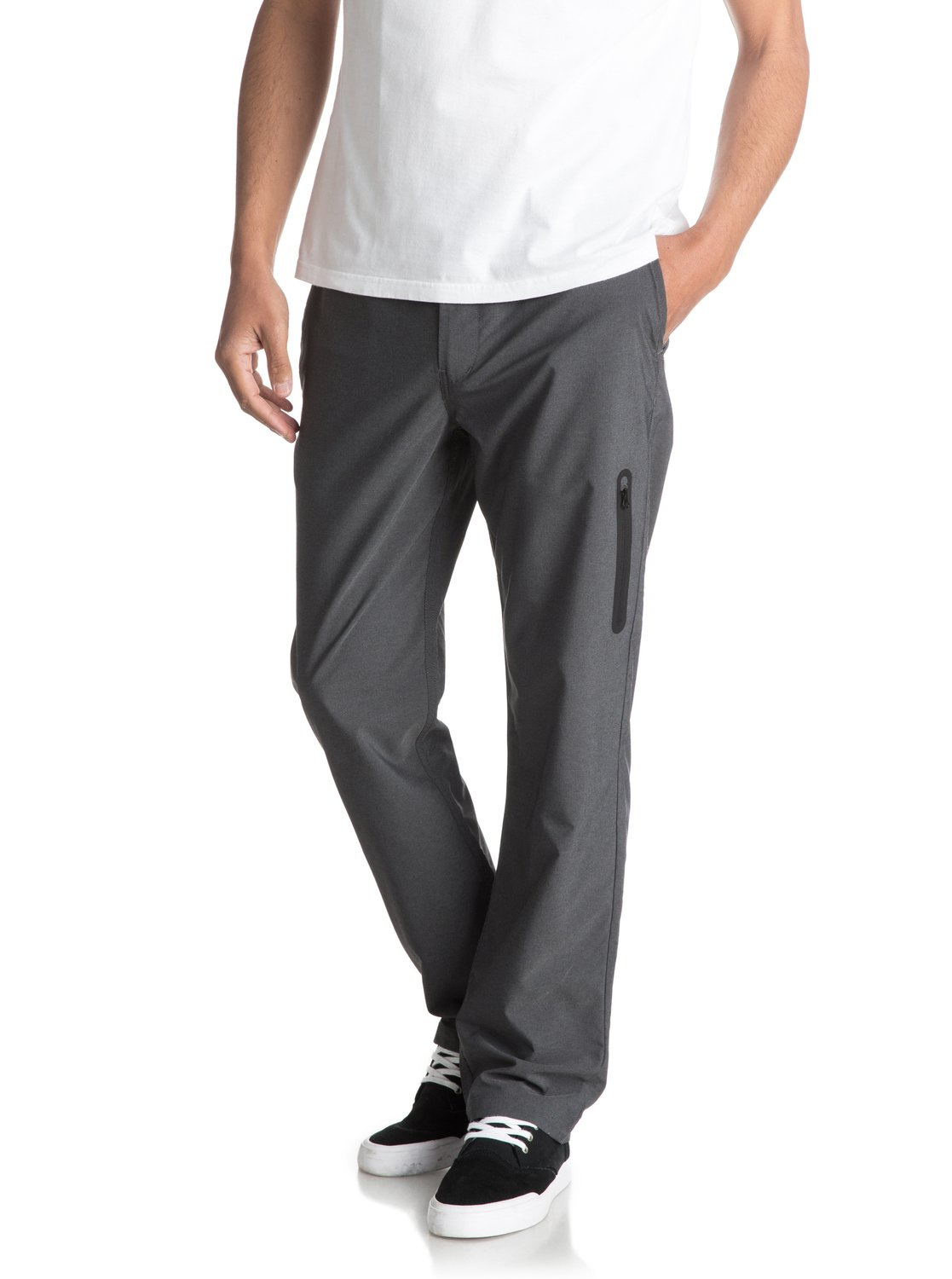 01b913e3ce 2 Waterman Stand Up Water-Repellent Chinos EQMNP03000 Quiksilver