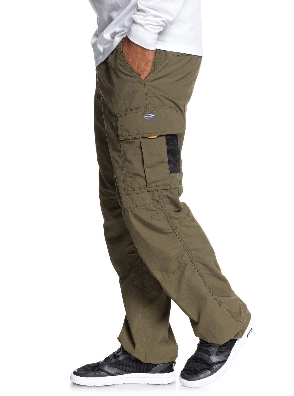 64f6e2fc38 Waterman Skipper - Pantaloni tecnici stile cargo da Uomo EQMNP03011 ...