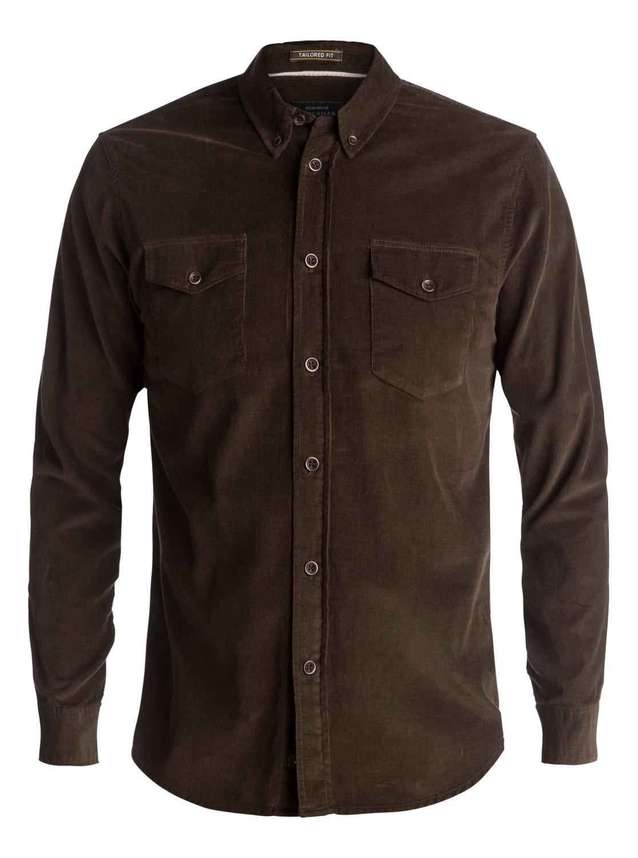 e14d471ca7 2 Waterman Bells Point - Camisa de pana de manga larga para Hombre  EQMWT03032 Quiksilver