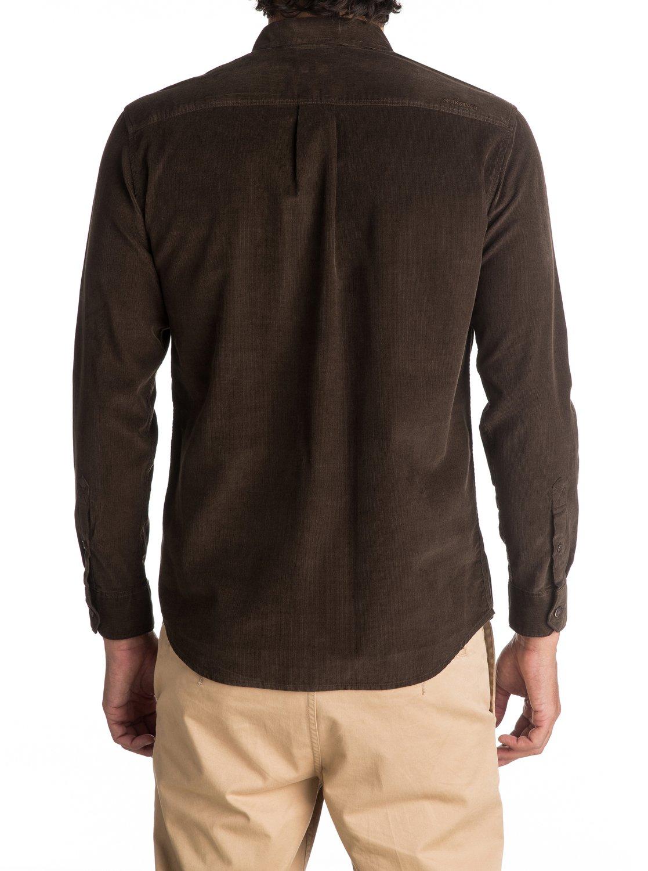 5a4d1e1e51 1 Waterman Bells Point - Camisa de pana de manga larga para Hombre  EQMWT03032 Quiksilver