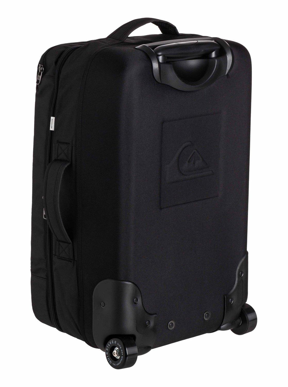 05a3d45d0 3 Circuit 48L - Wheeled Suitcase Black EQYBL03105 Quiksilver