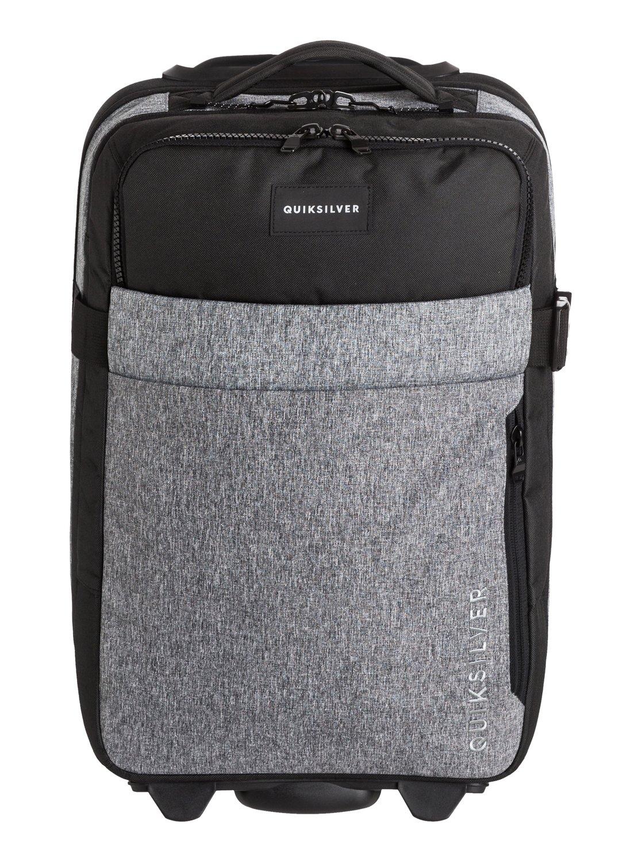 70d52ca992a 0 New Horizon 32L Wheeled Cabin Luggage EQYBL03140 Quiksilver