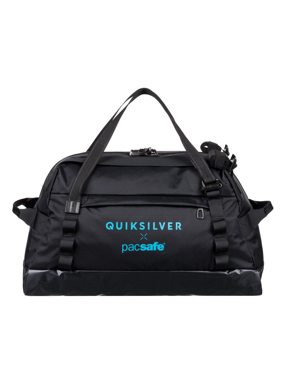 2f77a0b7c5 0 Pacsafe X QS 40L - Grand sac de voyage étanche et antivol Noir EQYBL03168  Quiksilver