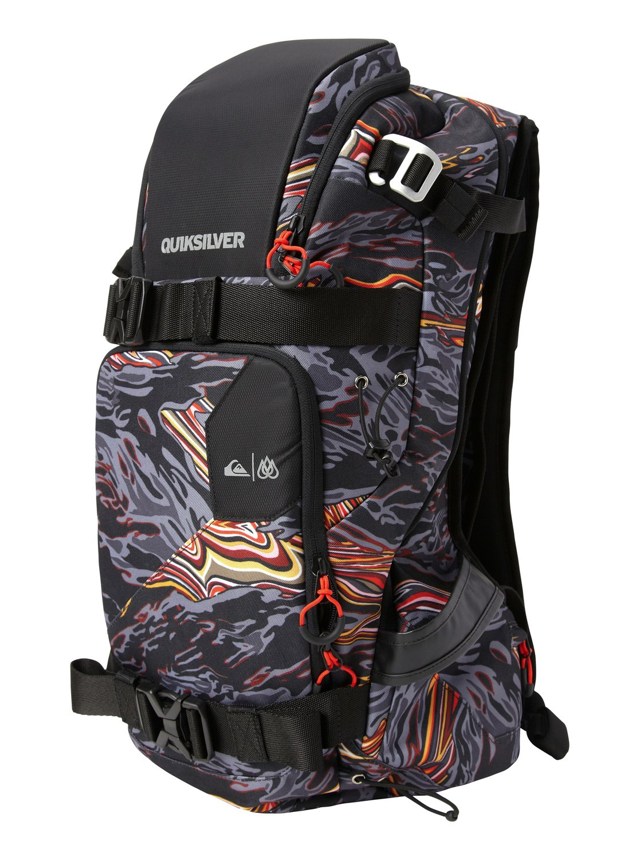 fa1a5afbd8a7a 1 Travis Rice Platinum 24L Backpack EQYBP00082 Quiksilver