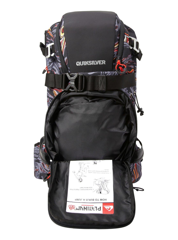 b1aec018fd98d 2 Travis Rice Platinum 24L Backpack EQYBP00082 Quiksilver
