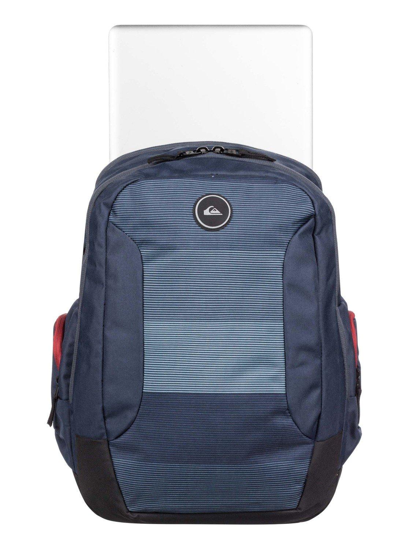 Quiksilver-Schoolie-30L-Grand-sac-a-dos-EQYBP03498 miniature 15