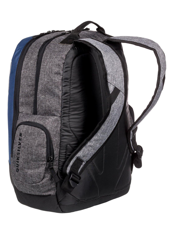 Quiksilver-Schoolie-30L-Grand-sac-a-dos-EQYBP03498 miniature 25