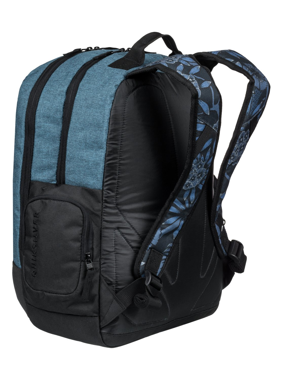 Quiksilver-Schoolie-30L-Grand-sac-a-dos-EQYBP03498 miniature 37