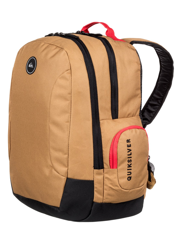 Quiksilver-Schoolie-30L-Grand-sac-a-dos-EQYBP03498 miniature 48