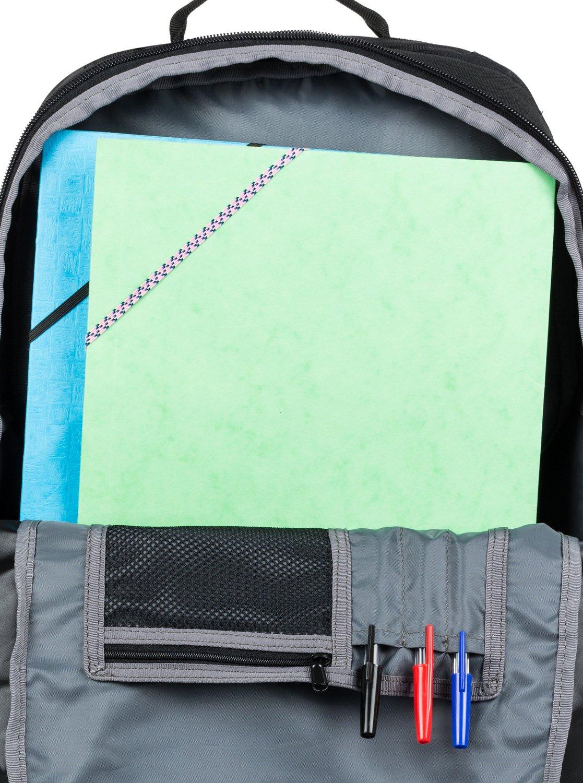 Quiksilver-Schoolie-30L-Grand-sac-a-dos-EQYBP03498 miniature 58